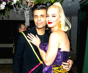 Katy Perry parties with B-Town as Karan Johar plays host