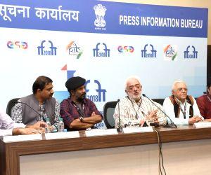 49th IFFI - Rahul Rawail's press conference
