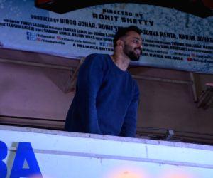 Ranveer Singh at Gaiety Galaxy