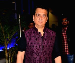 Sajid Khan birthday party