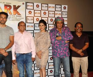 Trailer launch of film Spark