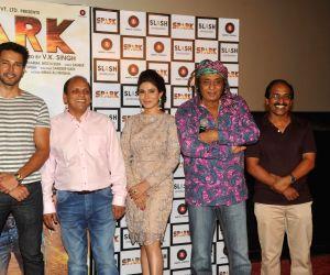 Trailer launch of film Spark