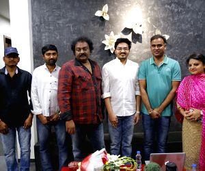 Telugu movie Welcome Zindagi motion teaser