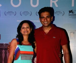 Trailer launch of film Court