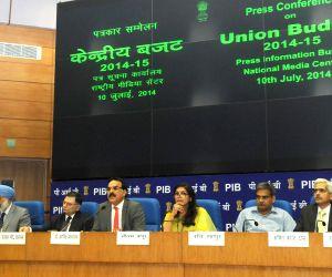 General Budget 2014-15 - Finance Secretary's press conference