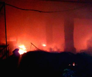 Fire at Ludhiana factory