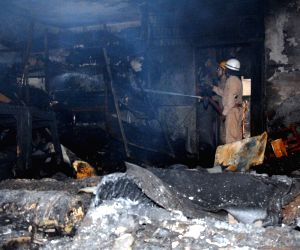 Four workers killed in Delhi factory fire