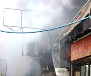 Fire in Kinari Bazar