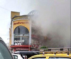 Fire at Mumbai shopping complex
