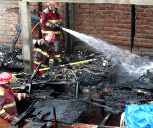 PERU LIMA ACCIDENTS FIRE