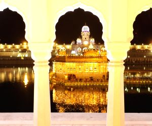 Golden Temple - birth anniversary of Guru Angad Dev