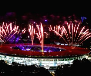 Asian Games open in Jakarta amid grand ceremony