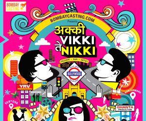 First look of Web Series 'Akki Vikki Te Nikki'.