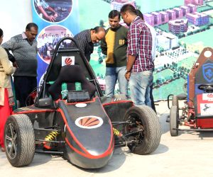 Punjab students recreate miniature varsity at IITF