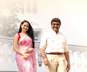 First track out from Balakrishna's Telugu film 'Akhanda'
