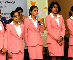 Bengaluru schoolgirls develop a mobile App 'christened Sellixo'
