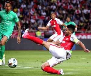 FRANCE-MONACO-FONTVIEILLE-SOCCER-LIGUE 1-AS MONACO VS ST ETIENNE