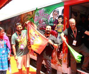 Kurkure Family Express flagged off