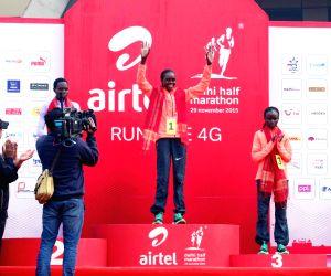 Airtel Delhi Half Marathon 2015
