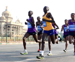TCS World 10K Bengaluru 2016