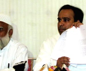 Asim Ahmed Khan's press conference