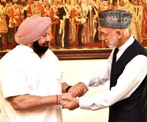 Hamid Karzai meets Punjab CM