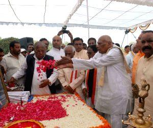 P. V. Narasimha Rao's death anniversary