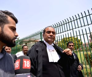 Mukul Rohatgi at the Supreme Court