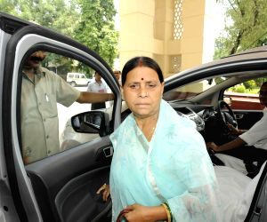 Rabri Devi at Bihar Legislative Council