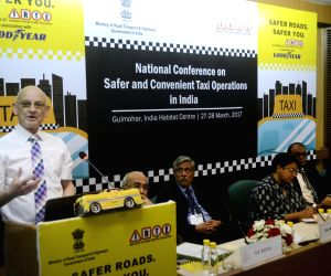 National Conference on Safer and Convenient Taxi Operation