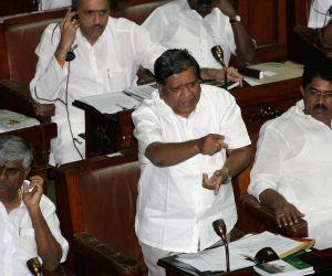 Assembly Session at Vidhana Soudha