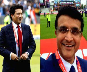 Sourav Ganguly keen to get Tendulkar to work with budding cricketers