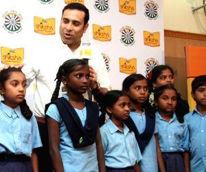 VVS Laxman joins hands with P&G Shiksha School