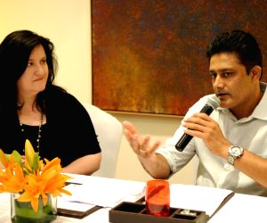 "Hybrid as a Mindset: The Indian Context""  - Anil Kumble"