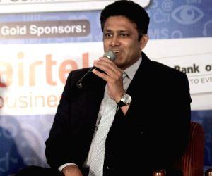 Infocom 2015 - Anil Kumble
