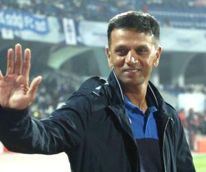 ISL - Bengaluru FC Vs Jamshedpur FC - Rahul Dravid
