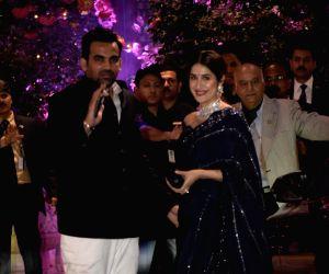 Akash Ambani and Shloka Mehta's engagement party
