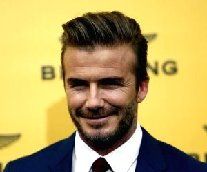 David Beckham wins 2018 UEFA President's Award