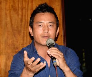 Bhaichung Bhutia's press conference