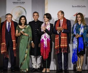 70th Anniversary of India's Independence - Indian Embassy in Hungary hosts 'Alluring India 2017