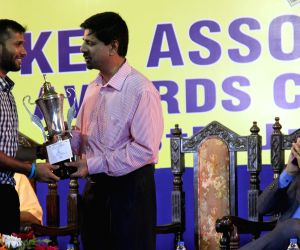 Cricket Association of Bengal's annual awards ceremony