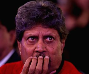 CNN-News18 Indian of the Year 2017 award ceremony - Kapil Dev