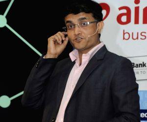 Sourav Ganguly at INFOCOM 2015