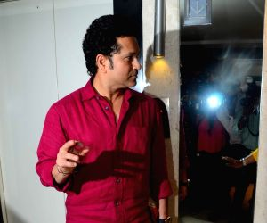 Media interaction of film Sachin: A Million Dreams