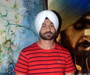 """Press conference of film """"Soorma"""" - Sandeep Singh"""