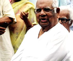Former LS Speaker Somnath Chatterjee dead