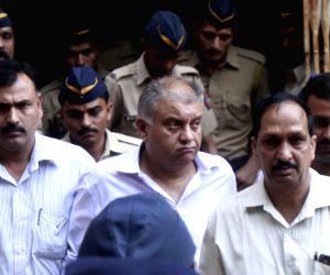Peter Mukerjea produced in Mumbai court