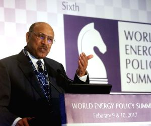 Sixth World Energy Policy Summit 2017 - Abdallah S. Jum'ah