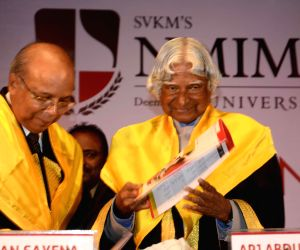 NMIMS Convocation 2014