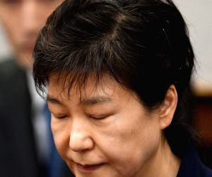 : (230816) Park Geun-hye stands trial over corruption charges